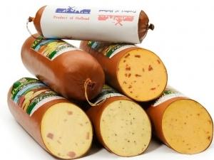 Savustettu gouda-juusto