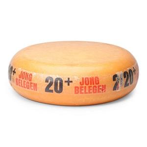 20+ Gouda-juusto