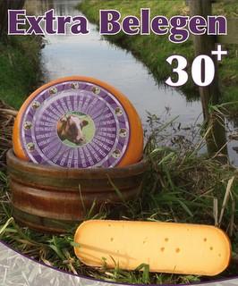 30+ Gouda-juusto