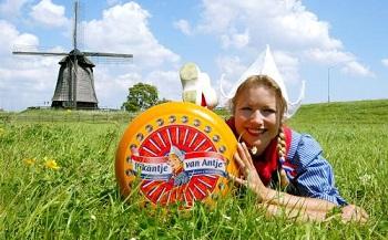 Meidän juustovalikoimassa: Tuorejuusto Hollannista