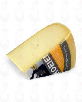 Kypsytetty ekologinen juusto   Korkealuokkainen