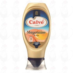 Calvé Saus Squeeze Mayonaise 430ml