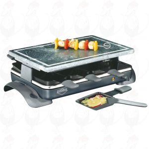 Stone grill and gourmet set 8 persons Küchenprofi