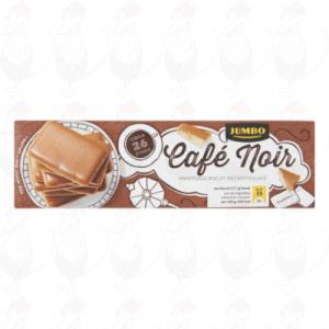 Huismerk Café Noir Knapperige Biscuit met Koffieglacé 200g