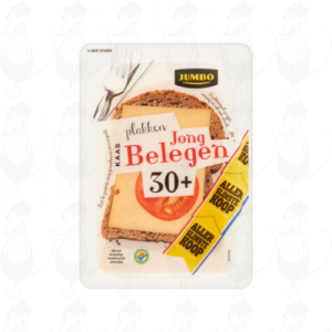 Huismerk Jong Belegen Plakken Kaas 30+ Allerslimste Koop 300g