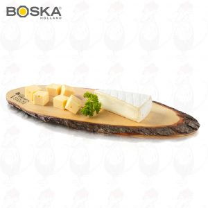 Bark wood Board S - Cheese board