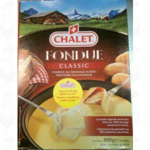 Chalet Fondue 800g (2x400 g)