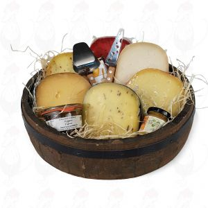 Traditional cheese bowl