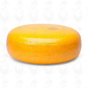 Gouda Cheese   Entire cheese +/- 4,5 kilo / 9.9 lbs