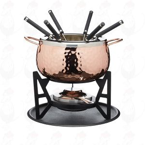 Fondue Set Artesá Copper