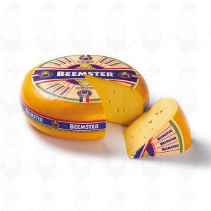 Beemster Cheese - Young - Mild | Premium Quality | Entire cheese 13 kilo / 28.6 lbs