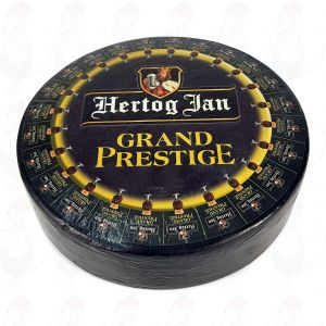 Beer cheese - Hertog Jan | Entire cheese 6,4 kilos / 14.08 lbs