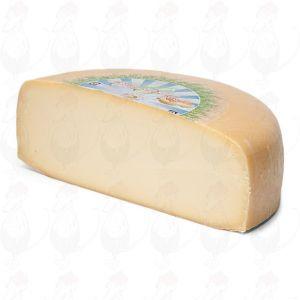 Nuori kypsytetty ekologinen juusto | Korkealuokkainen