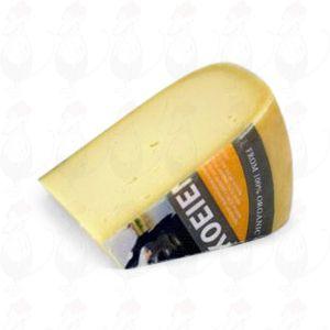 Kypsytetty ekologinen juusto | Korkealuokkainen