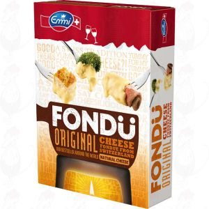 Emmi Cheese Fondue Original 800g (2x400 g)