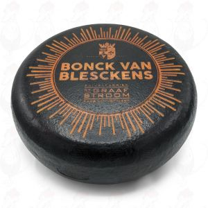 Bonck Extra Matured | Entire cheese 12 kilo / 26.4 lbs