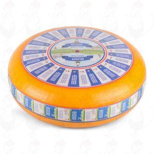 Kypsytetty Gouda-juusto | Korkealuokkainen | Kokonaiset juusto +/- 12 kilo