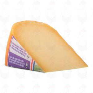 Täysin kypsä Gouda-juusto | Korkealuokkainen