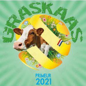 Ruohojuusto - Gouda 2021
