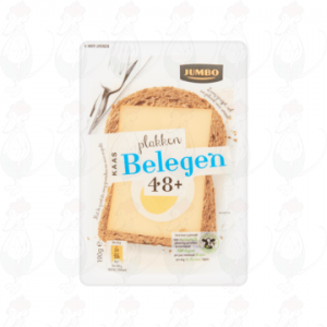 Sliced Gouda Cheese Matured 48+ | 190 grams in slices