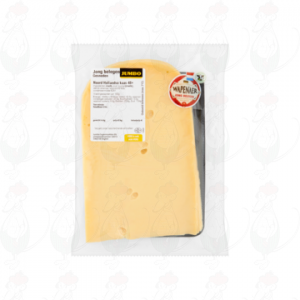 Sliced cheese Wapenaer Semi-Matured 48+ | 230 grams in slices