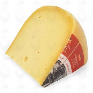 Semi Matured Gouda Organic Biodynamic cheese - Demeter