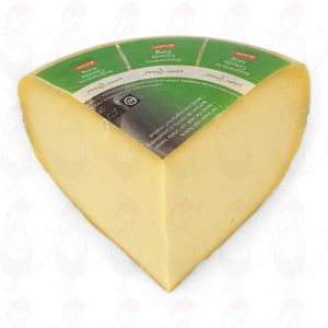 Young Gouda Organic Biodynamic cheese - Demeter