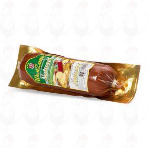 Savustettu Gouda-juusto | Korkealuokkainen makkarapaketissa  | 200 grammaa