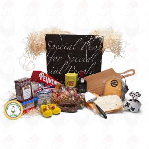 Delicious varied gift package - black