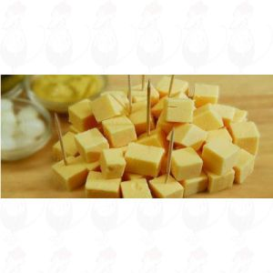 Cheese Cubes | 1 kilo - 2.2 lbs