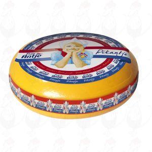 Frau Antje Pikantje | Kokonaiset juusto +/- 12 kilo