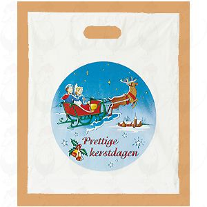 Christmas Cheese bags per 500 pieces