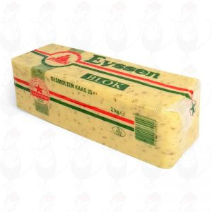Crustless Gouda Cumin Cheese 20+ - Entire Cheese 2 kilo