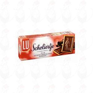 LU Scholiertje Puur 150 gram 12 biscuits