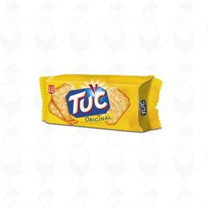 LU Tuc crackers naturel 100 gram