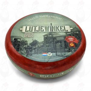 NH Lutjewinkel 1916 Spicy and Creamy | Entire cheese 12 kilo / 26.4 lbs