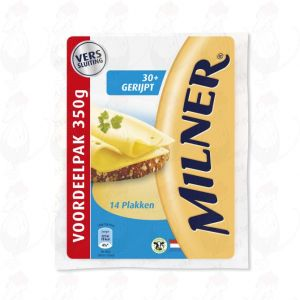 Sliced Milner Cheese Matured 30+ | 350 grams in slices