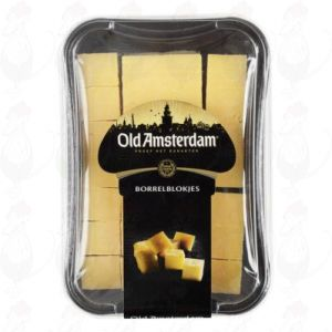 Old Amsterdam cheese cubes - 150 grams