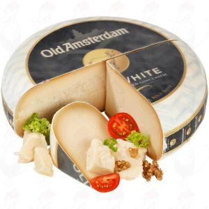 Old Amsterdam Goat Cheese | Entire cheese 4,5 kilo - 8.8 lbs