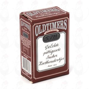 Oldtimers THE REAL SPICY-SWEET Sneker Zoethoudertjes - 225 gram