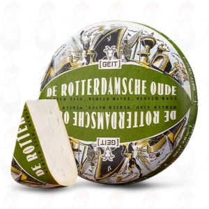 Rotterdamsche Oude Goat 28 weeks | Entire cheese 12 kilo / 26.4 lbs
