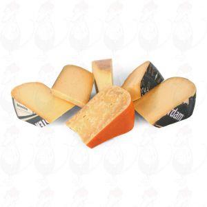 Vanhojen juustojen kokonaispaketti XL