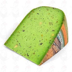 Vihreä pestojuusto