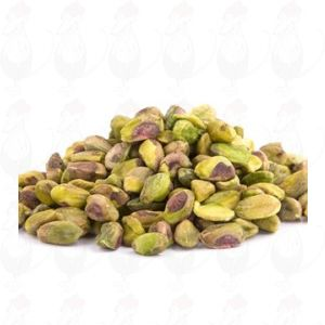 Pistaches peeled roasted | Salted | 200 gr