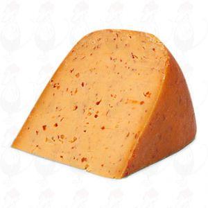 Sambal-juusto | Korkealuokkainen