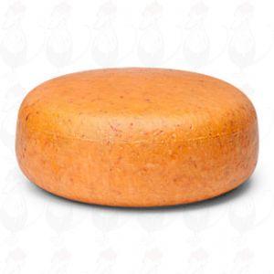 Sambal-juusto | Korkealuokkainen | Kokonaiset juusto +/- 5 kilo