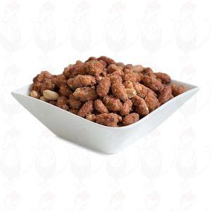 Sokeroidut pähkinät