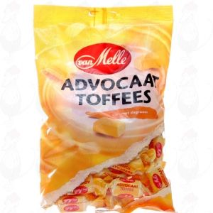Van Melle Toffee with Advocaat flavour