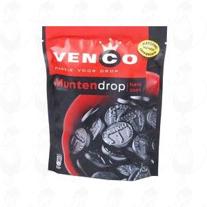Venco drop coins