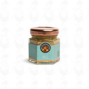 Mustard dill sauce | Voets Specialties | 45 grams